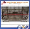 Easy Loading Foldable Wire Mesh Container (YB-27)