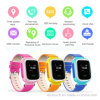 GPS Tracker Kids Smart Watch with Android/Ios and PC End Tracking Platform