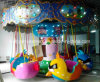 Popular Attraction Outdoor Amusement Ride Merry Go Round