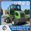 Construction Equipment Mini Wheel Loader with Quick Hitch