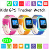 Hot Selling 1.22inch Touch Screen GPS Kids Tracker Watch (D15)