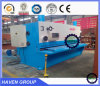 Hydraulic guillotine shearing machine for heavy sheet plate
