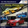 Glossy Metallic Chrome Smart Car Vinyl Wrap Vinyl Film