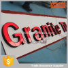Custom Made Commercial Advertising Backlit Mini Glow Letters 3D Acrylic Lighted Channel Signs