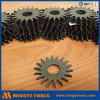 6 Spike Carbide Pavement Cleaning Scarifier Milling Cutter