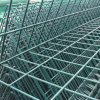 Euro Norm Quality Welded Double Wire Mesh Fence Popular in Europe
