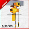 3000kg Electric Trolley Type Chain Hoist