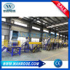 Pnqt Big Volume Waste Plastic Bottles Pet Flakes Recycling Washing Line