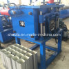 Hot Sale Aluminum Shaped Water Tube Roll Forming Machine