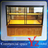 Cake Display Cabinet (YZ161005) Kitchen Cabinet Wood Cabinet Baking Cabinet Cake Showcase Pastry Showcase Bread Display Cabinet Bakery Display Cabinet
