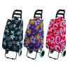 Folding Supermarket Shopping Trolley Luggage Cart
