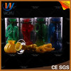 1 Set Silicone Single Hose Pumpkin Colorful Blister Package Hookah