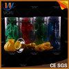 1 Set Silicone Single Hose Pumpkin Colorful Blister Package Hookah