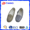 Fashion and Warm Micro Suede PU Shoes for Woman (TNK36016)
