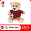 Plush Football Bears Customized Stuffed Toys Bear