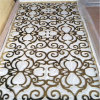 Golden Mirror Finish Stainless Steel Laser Cut Wall Panel