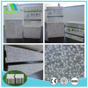 Solid Core Save Space EPS Cement Sandwich Wall Panel for Hospital Warehouse