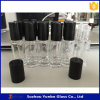 5ml Roll on Glass Bottle with Black Cap