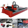 Low Cost 500W Fiber Laser Cutting CNC Machine for Advertising