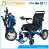 Airplane Transport Electric Folding Wheelchair Handicap Portable