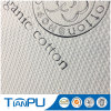 Organic Cotton Absorbant Mattress Fabric