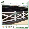 Cross Rail PVC Field Fence, Horse Fence, Farm PVC Fence