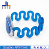 Customized Waterproof RFID Plastic Wristband