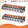 Stainless Steel Gas BBQ Grill Gas Roaster