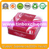 Square Food Tin Packaging, Biscuit Tin Cans, Cookie Tin Boxes