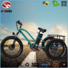 Aluminum Alloy Ebike Fat Tire Electric Tricycle with Disk Brake
