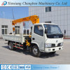 UK Popular Construction Machine Pickup Truck Mounted Crane for Sale