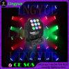 9X10W RGBW LED Mini Moving Head Matrix Stage Lighting
