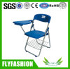 High Quality Plastic Student Sketching Training Chair with Writing Tablet