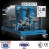 Coalescence-Separation Oil Purifier for Breaking Emulsion and Filtering