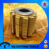 HSS Htd 8m Belt Wheel Gear Hob Cutter with Tin Coating