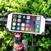 Mountain Bike Equipment Navigaton 360 Rotatable GPS Bicycle Holder