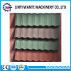 Noble and Beautiful Stone Coated Metal Roof Bond Tile