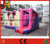 Pink Inflatable Slide Bouncer for Kids