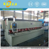 CNC Shearing Machine with Delem CNC Controls