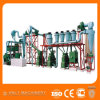 10tpd Small Scale Corn Flour Milling Machine for Bakery Flour