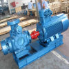 Horizontal Type Double Screw Pumps for Delivery of Curde Oil Fuel Oil