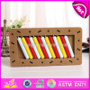 Wholesale Interactive Fun Hide and Seek Food Treated Wooden Intelligence Pets Puzzle W06f038