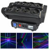 New RGB Moving Head Spider Laser for Disco