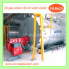 Oil Gas Fired Dual Fuel Industrial Steam Boiler