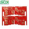 One Stop Custom PCB Circuit Board UL Certificate Red Solder Mask RoHS PCB