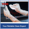 Microfiber Industrial Cleaning Ultrasonic Cut Cleanroom Wipes