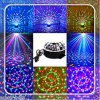 Mini Crystal Magic Ball Stage Light
