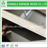 Professional Manufacture 12mm-18mm Black Melamine Plywood
