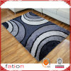Customized Area Rugs Polyester Shaggy Carpet Living Room