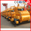 Js500 Concrete Mixer with Weigh Batching System (JS500)